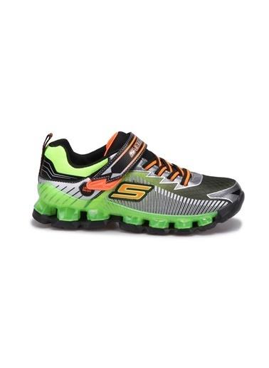 Skechers Skechers Flashpod- Scoria Yürüyüş Ayakkabısı Siyah